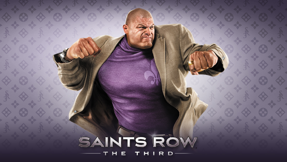 Oleg Saints Row